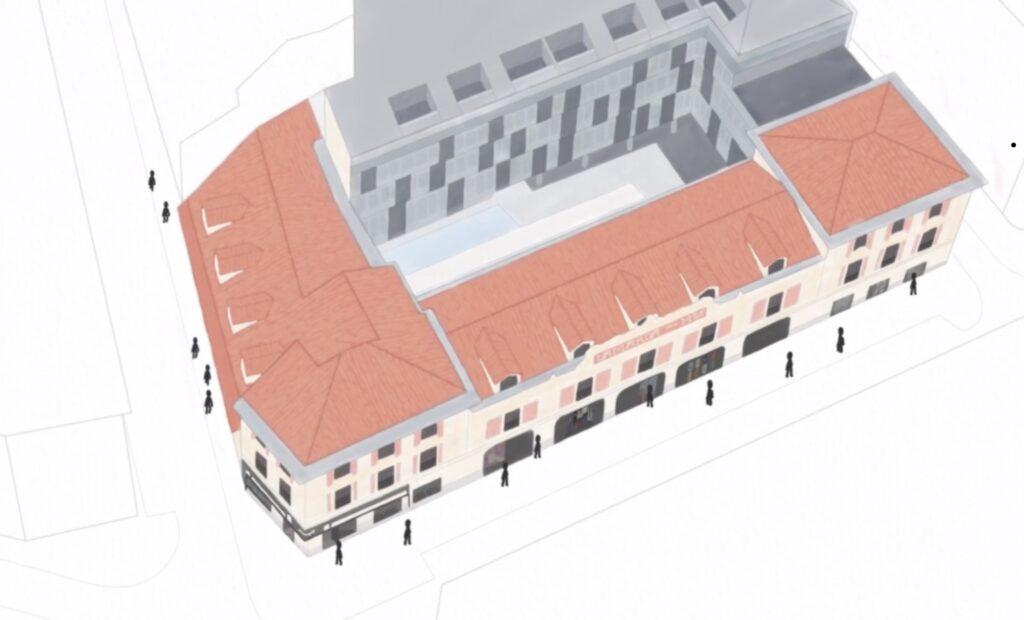 edificio Lamarca remodelación viviendas privadas