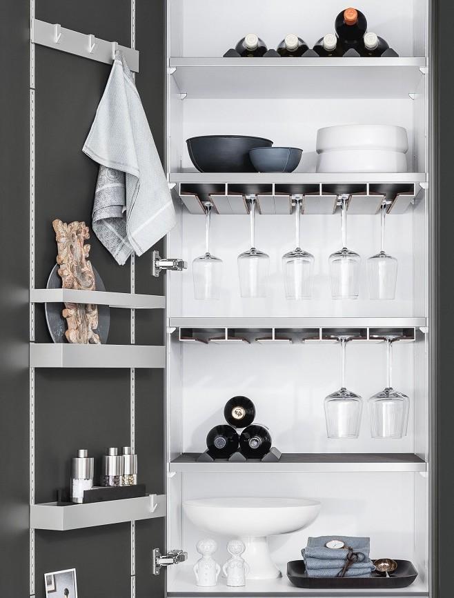 sistema multimatic de equipamiento interior armarios de cocina