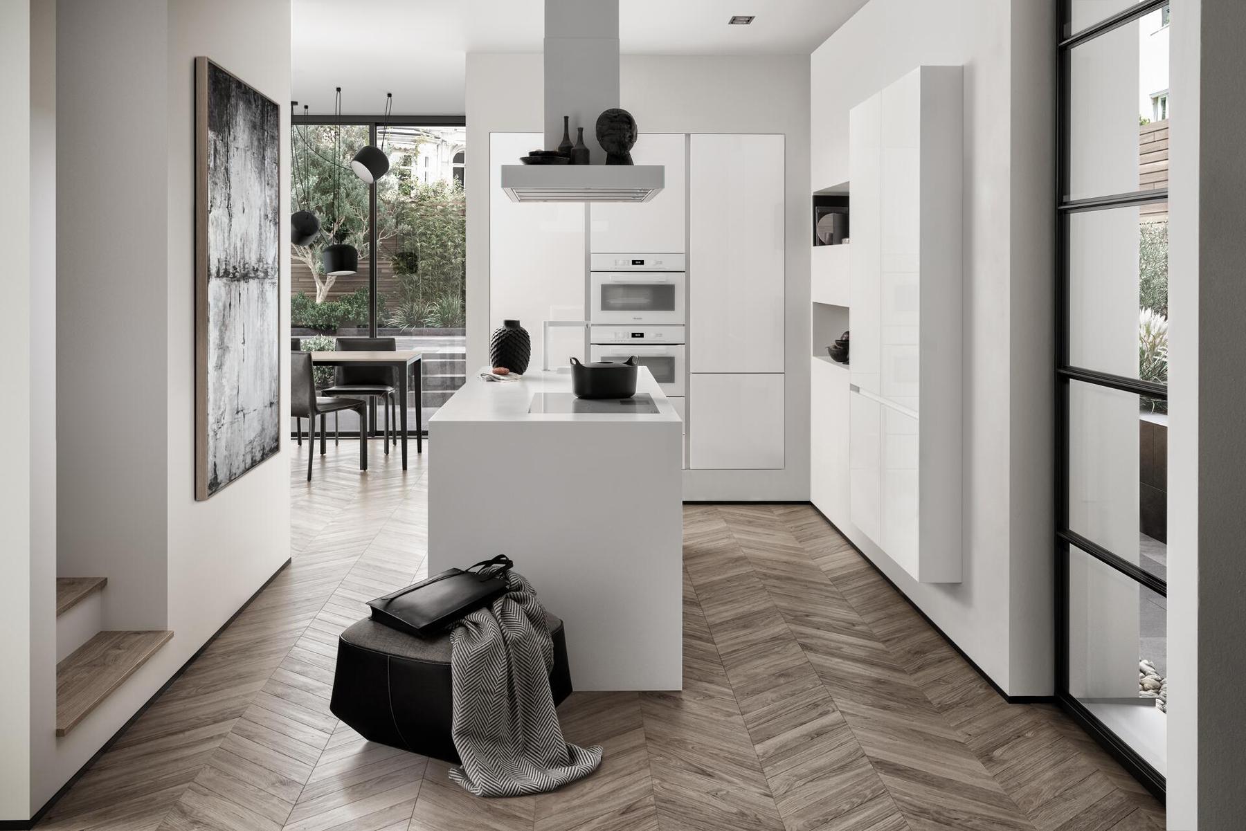 cocina de diseño SieMatic modelo Pure