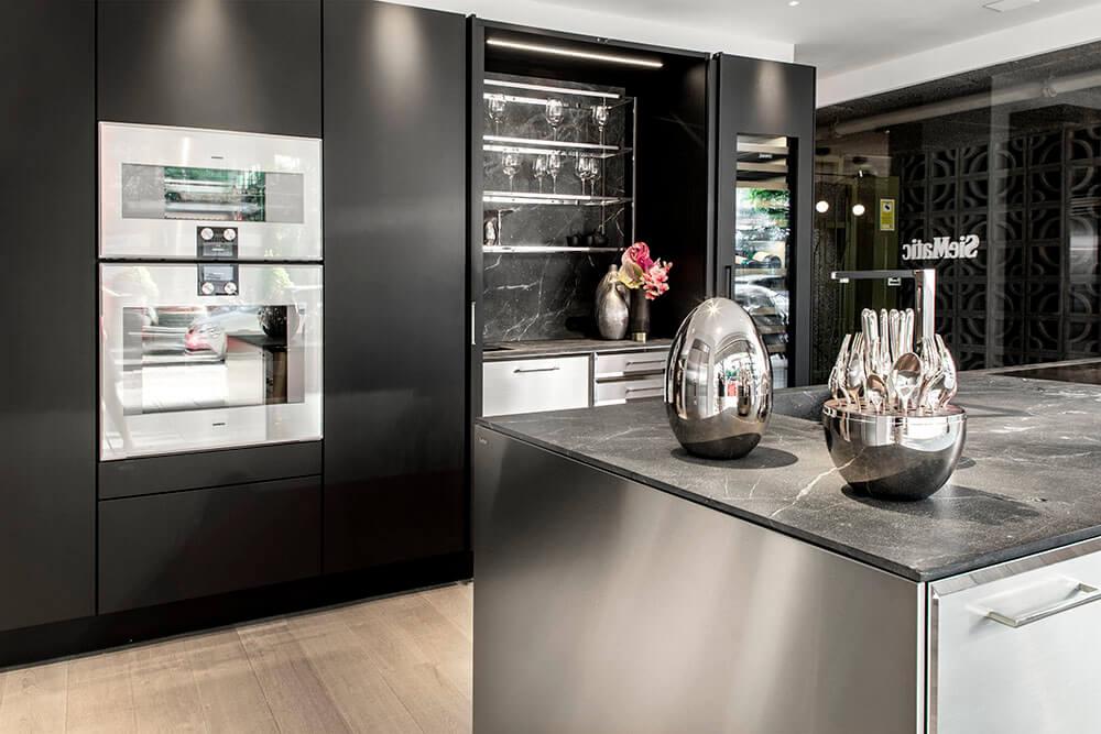 Iconno claves para decorar tu casa en celebraciones: Cocina Siematic