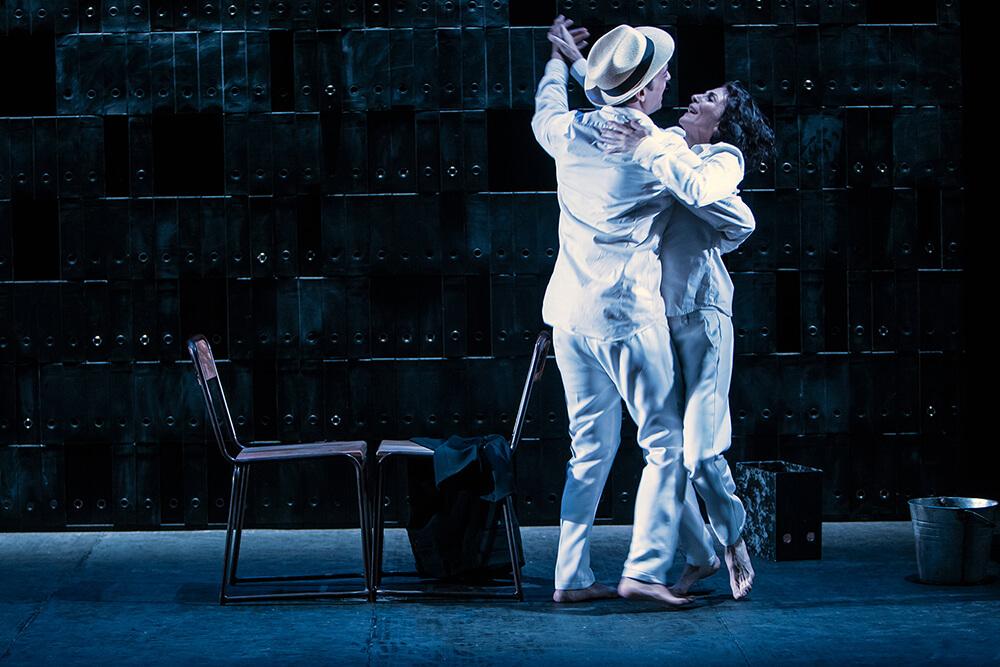 La noche de los teatros 2019: Lorca, la correspondencia personal