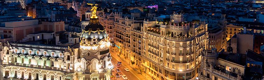 La noche de los teatros 2019 en Madrid