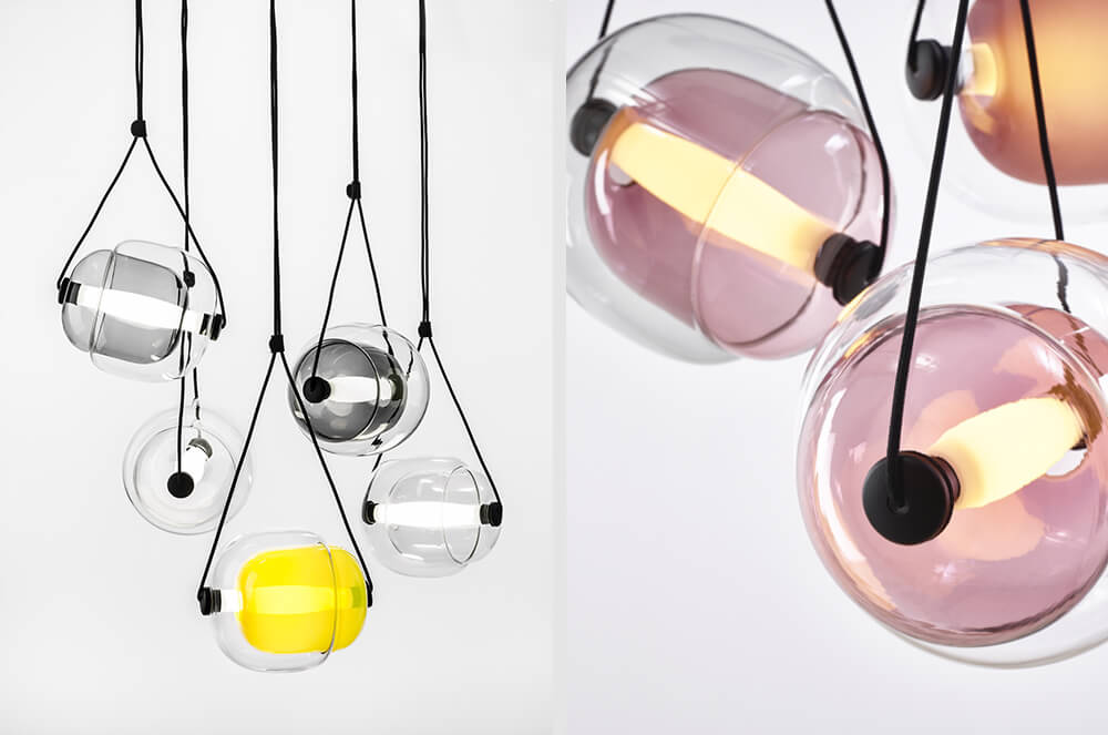 Lámpara Capsula de Brokis