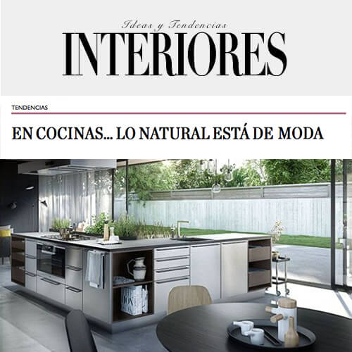 cocinas SieMatic tendencias en revista interiores