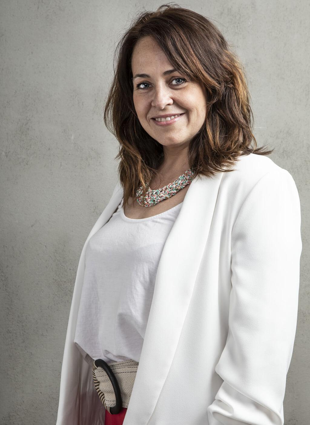 Mónica Sánchez interiorista en Iconno Madrid