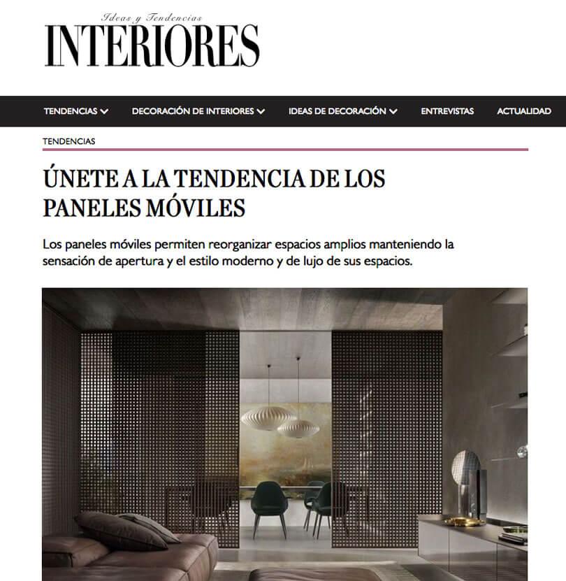 LO NATURAL ESTÁ DE MODA EN LA COCINA EN Ideas y Tendencias INTERIORES (AGOSTO 2019