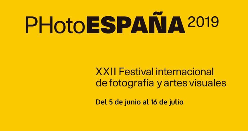 PHotoEspaña 2019 en Madrid del 5 de Junio al 16 de Julio