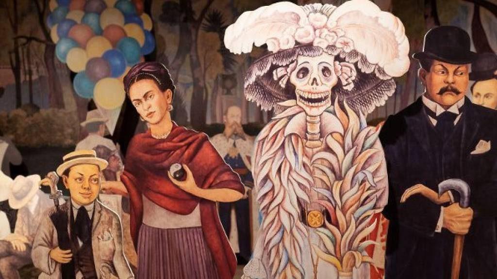 Diego Rivera, artista universal en la Casa de México en España