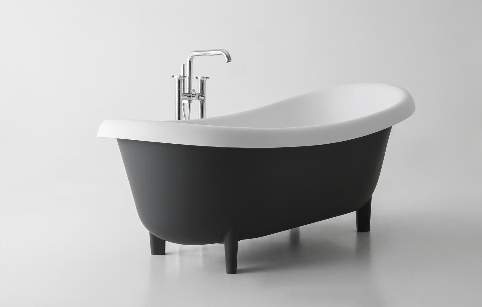 bañera de diseño antoniolupi Suite