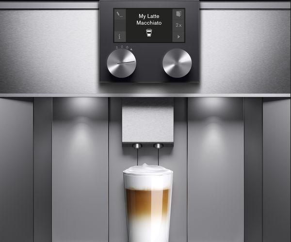 gaggenau cafetera electrodomésticos cocina