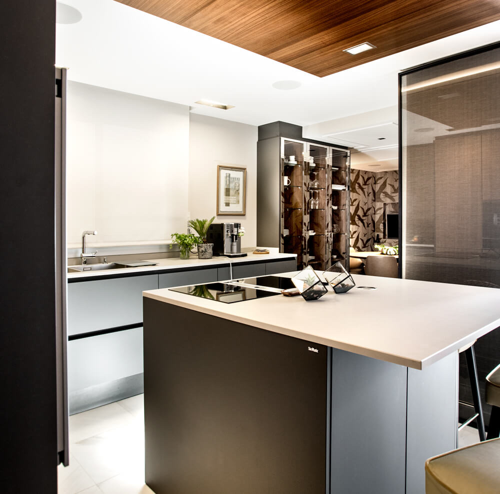 cocina de diseño SieMatic caso real en Madrid