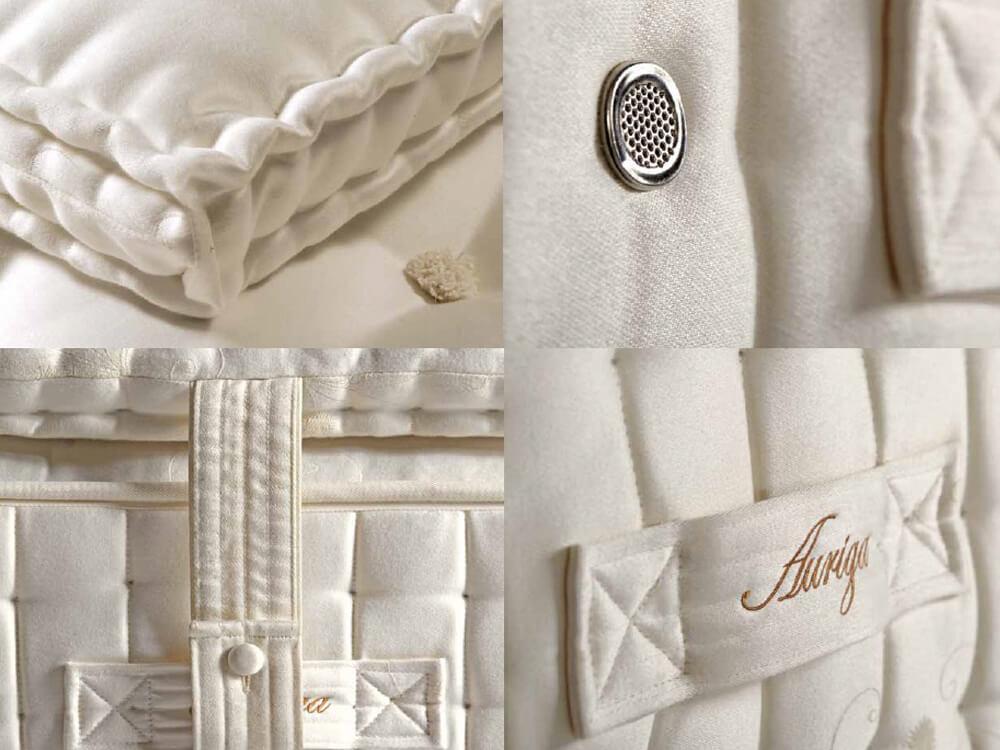 Colchones de lujo personalizados - Colchones modernos Auriga