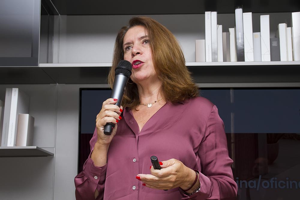 Jung e ICONNO VVV2 El Hogar, Cocina/Oficina por venir. Conferencia de Paloma Gómez, arquitecta y fundadora de Open House.