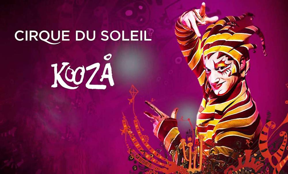 kooza de Cirque du soleil en Madrid
