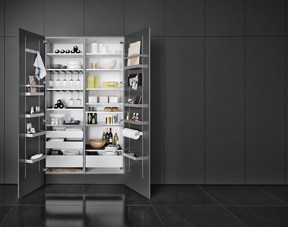 SieMatic sistema de gavetas multimatic