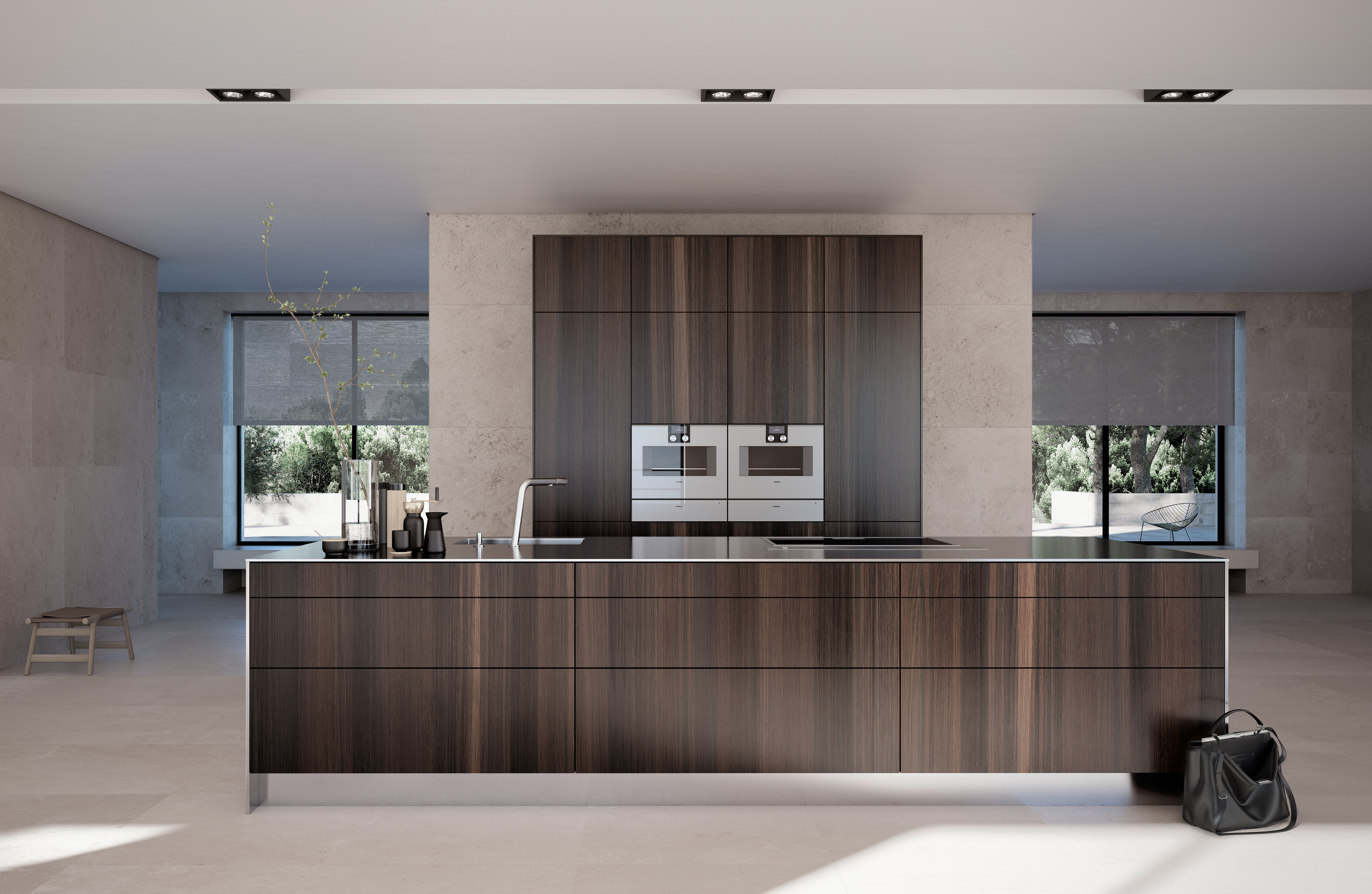 SieMatic cocina modelo Pure
