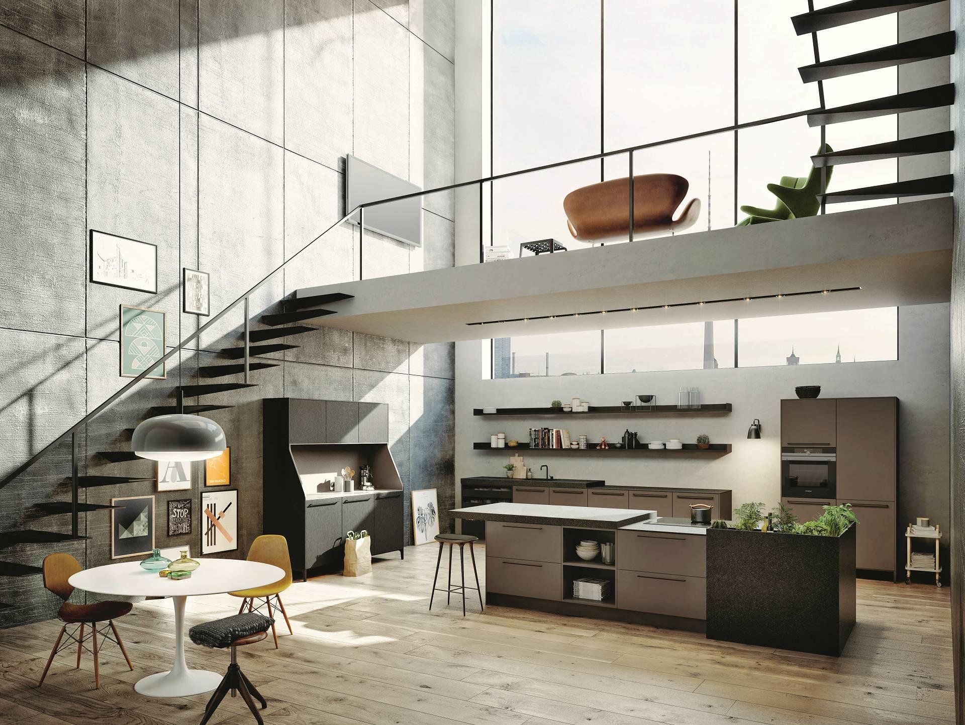 cocinas de diseño SieMatic URBAN