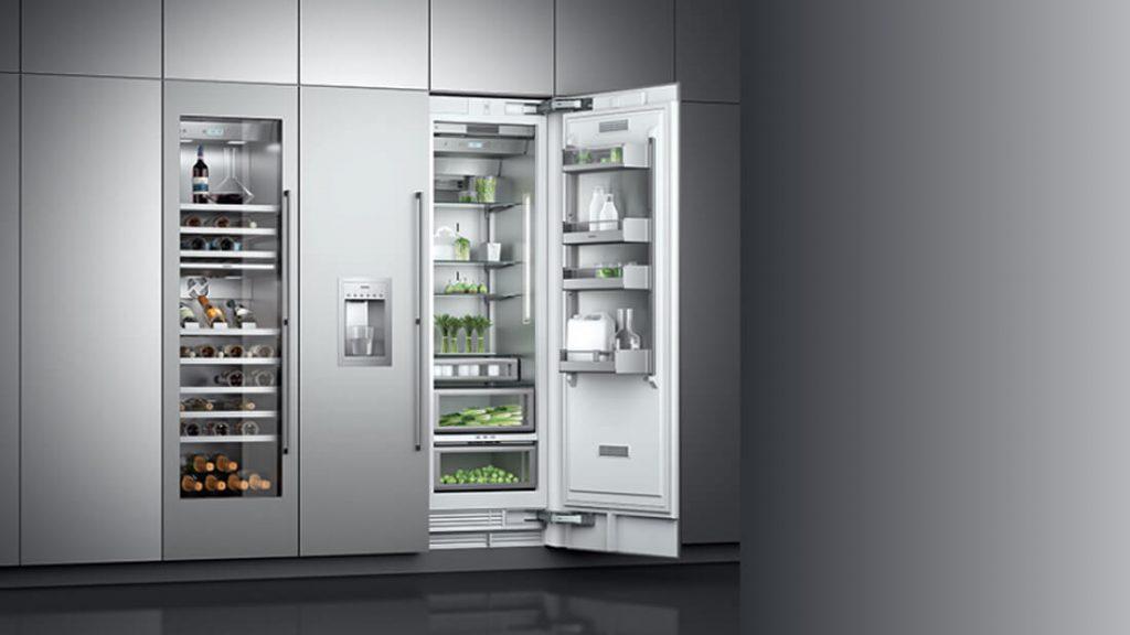 Electrodomésticos cocina frío variocooling Gaggenau