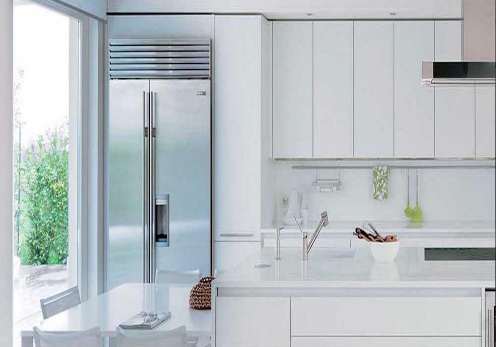 frigorífico Subzero encastrable alta gama
