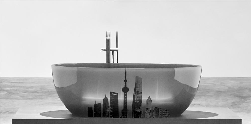 antoniolupi en el IV Salone del Mobile Milano-Shanghai