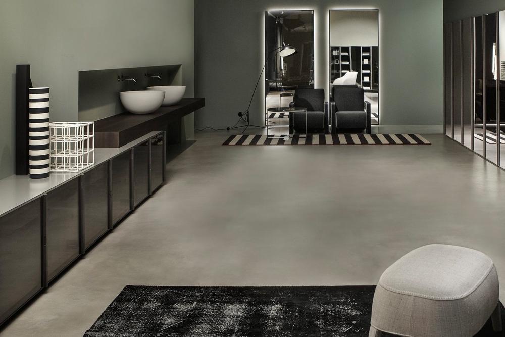 Baños de diseño e interiorismo Bespoke de antoniolupi