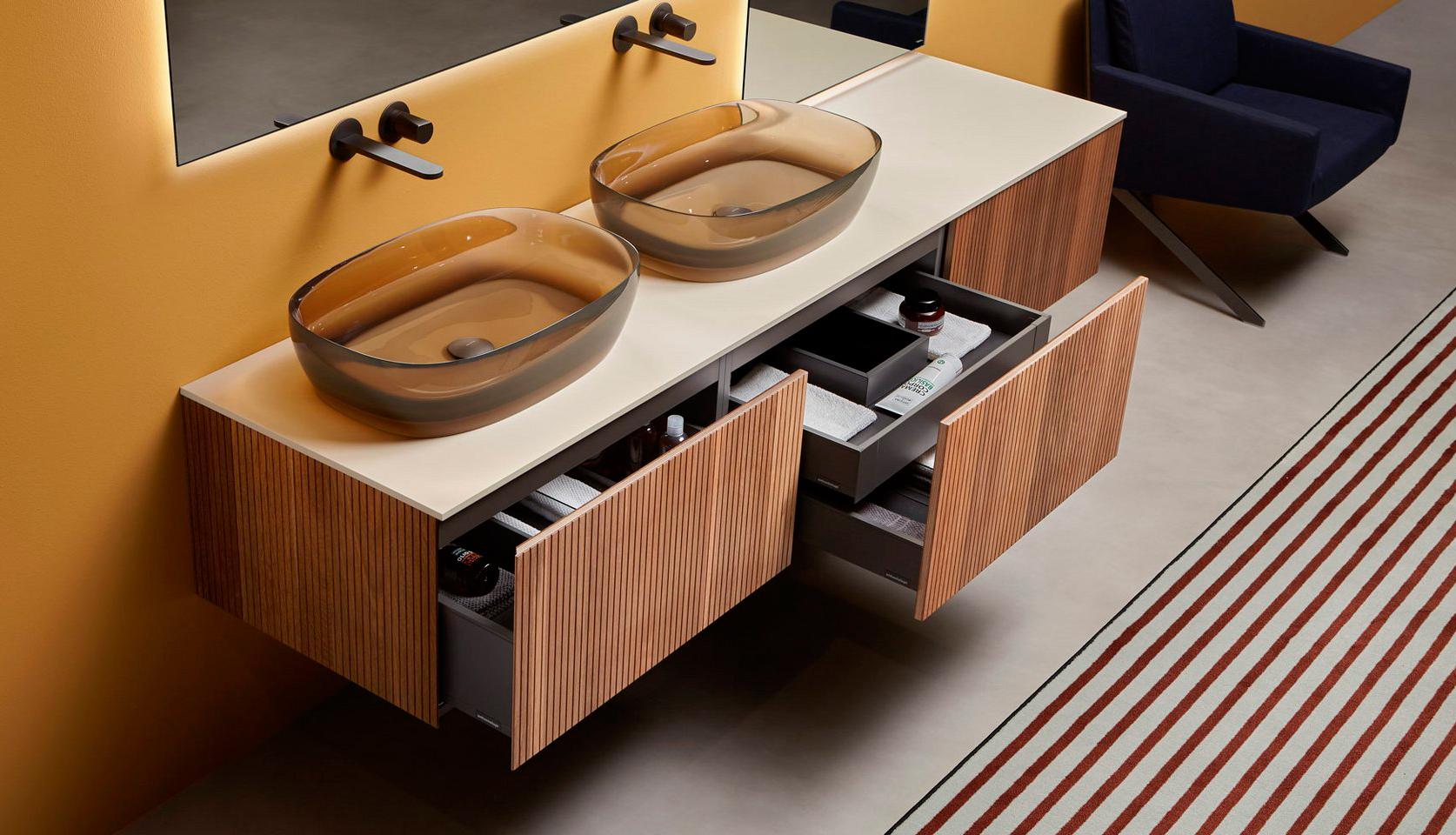colecciones mobiliario de diseño para baños de diseño antoniolupi