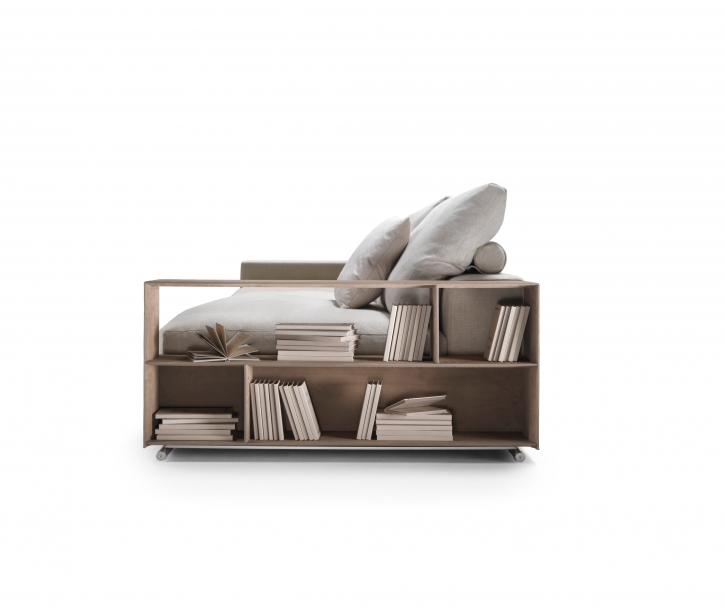 detalle sofás de diseño Flexform