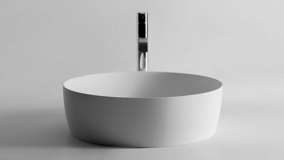lavabo de diseño Catino de Anonio Lupi