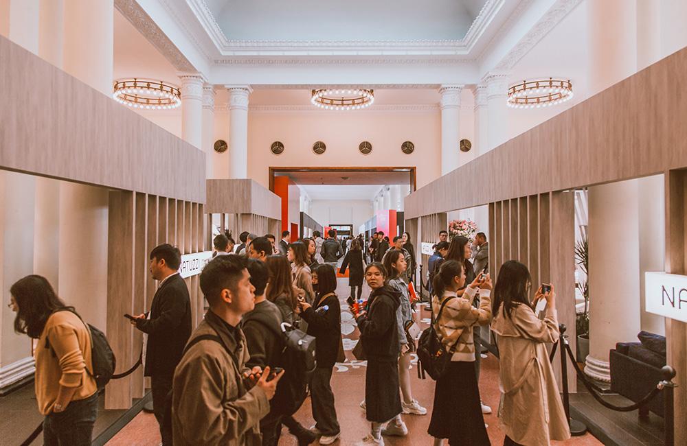 IV Salone del Mobile Milano-Shanghai evento