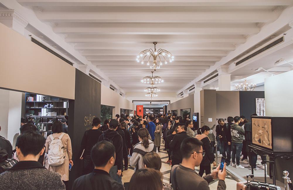 Antoniolupi en el Salone del Mobile Milano-Shanghai