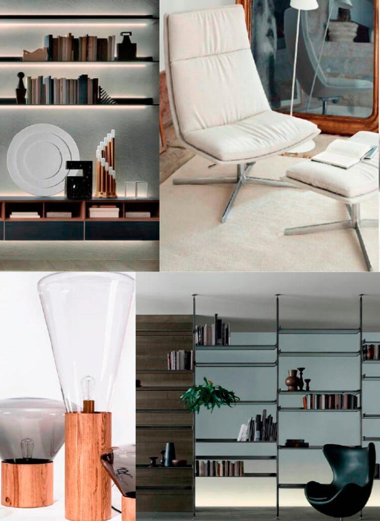 outlet mobiliario de diseño renovación exposiciones