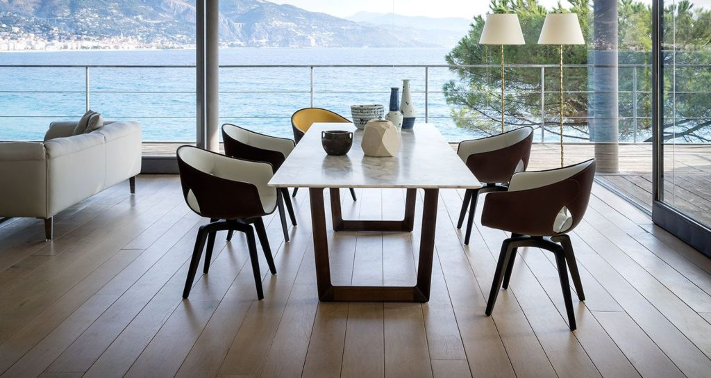 sillas de diseño Poltrona Frau ICONNO Madrid