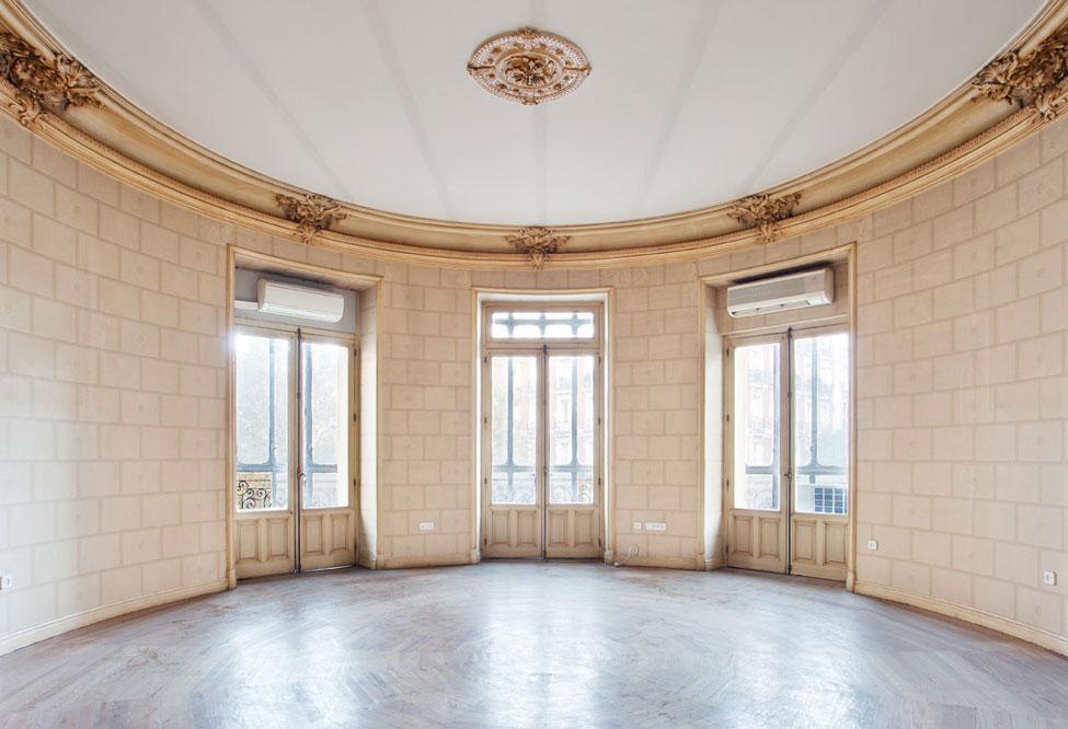 Casadecor 2020 Edificio Veláquez 21 estancias