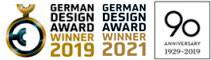 cocinas SieMatic 90 aniversario y premios German Design 2019 y 2021