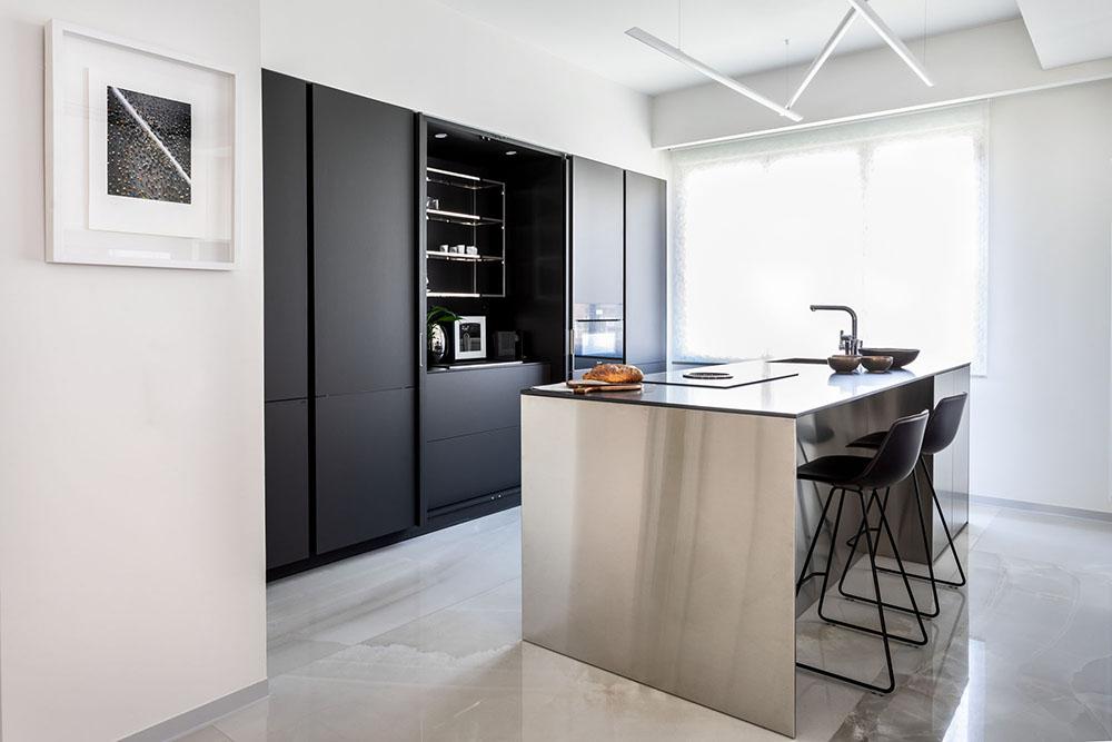 mobiliario diseno cocina siematic pure proyecto integral interiorismo odonell