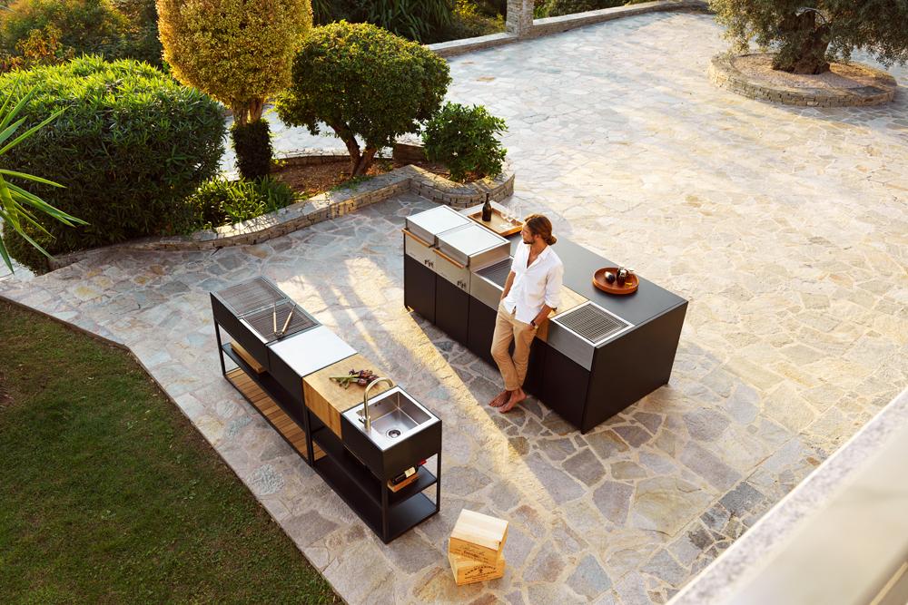 Roshults cocinas de lujo para exterior ppal