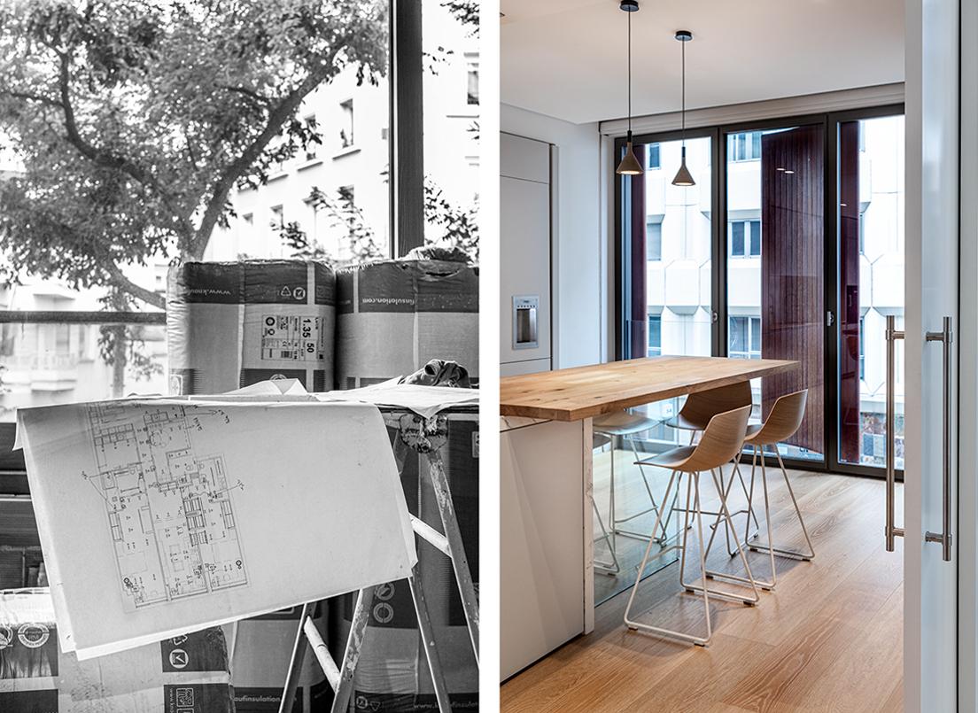 diseño de interiores ICONNO estudio Madrid