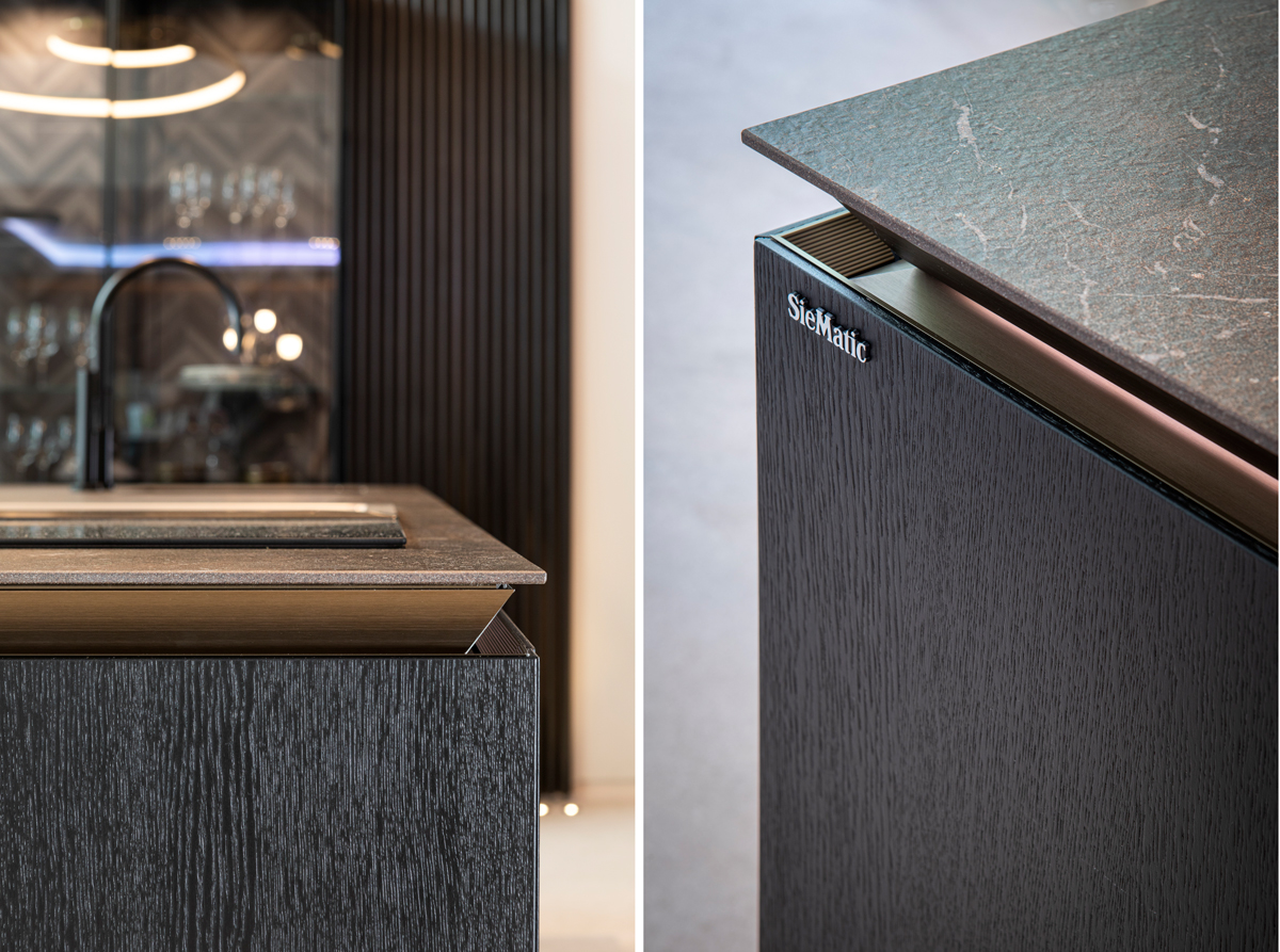 mobiliario de diseño para proyectos de cocina SieMatic