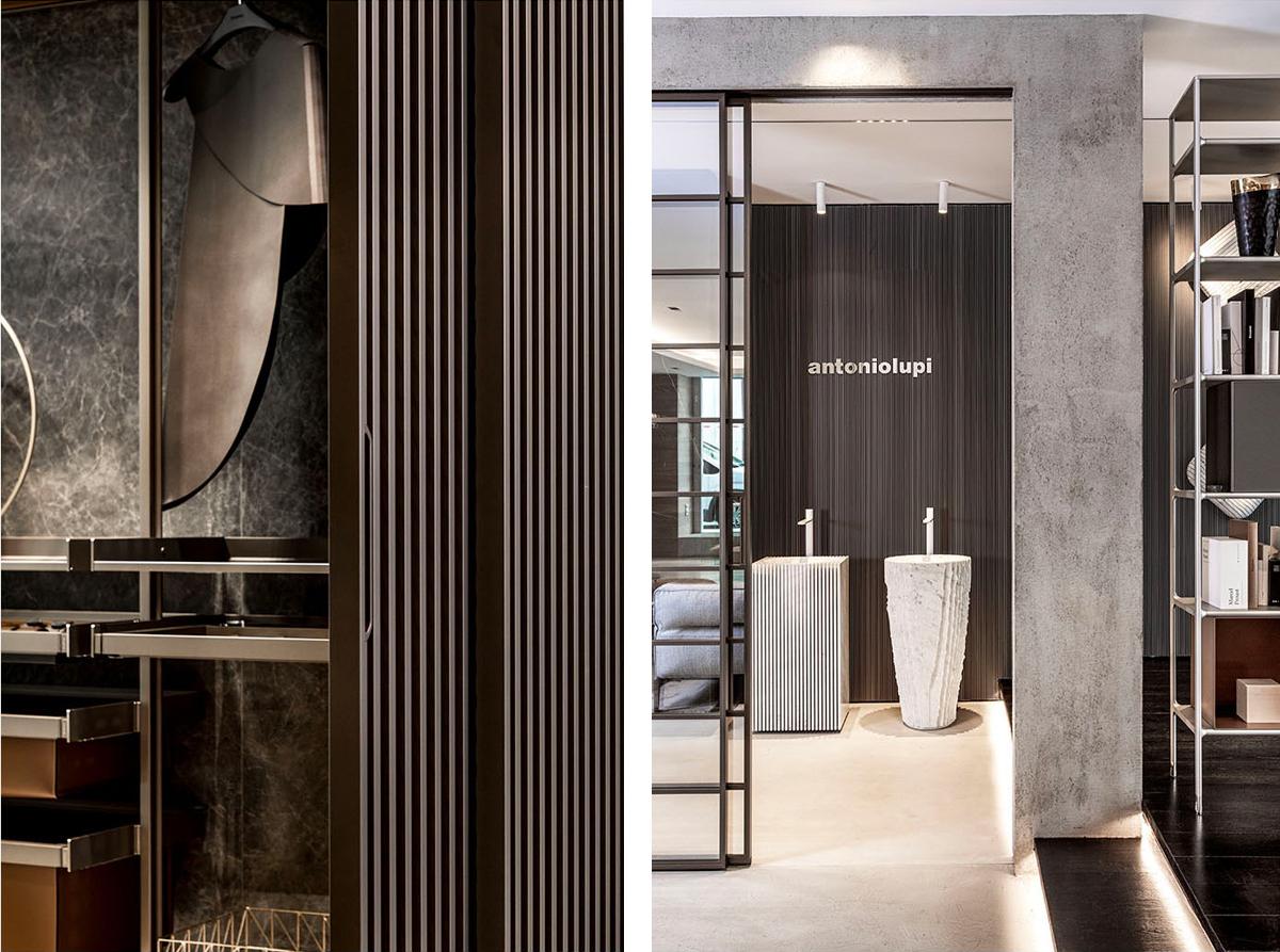 mobiliario de diseño italiano y baños de diseño ICONNO