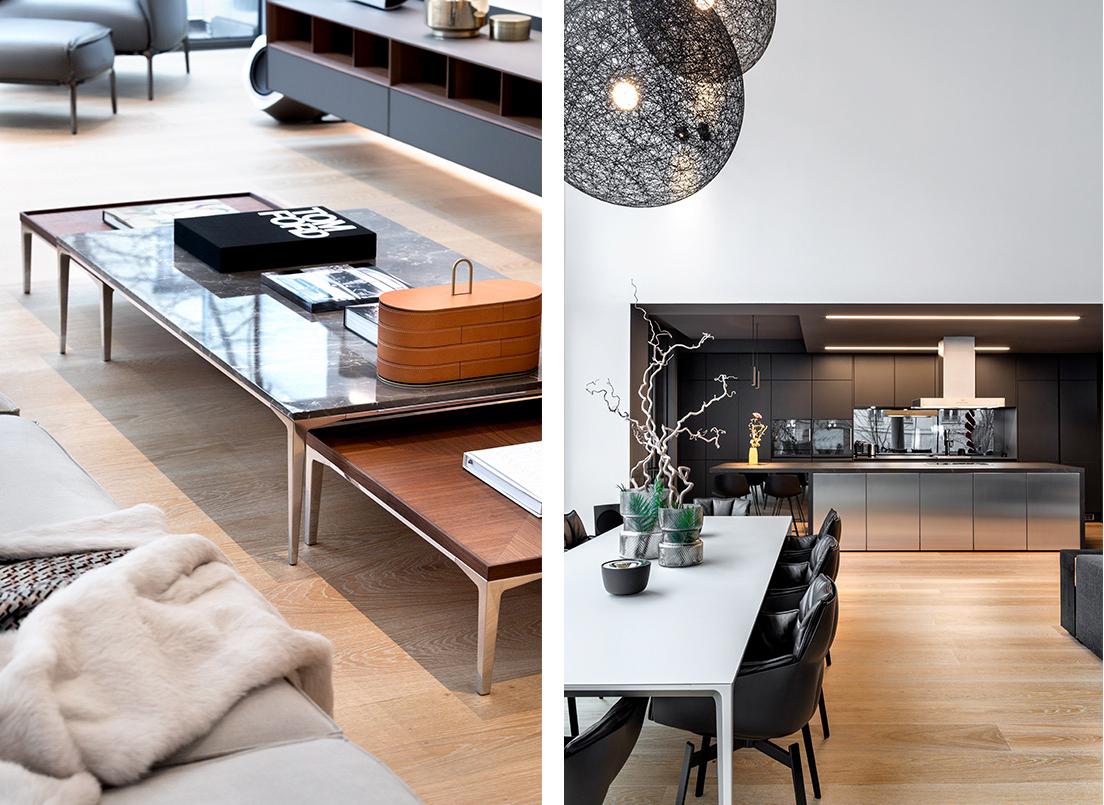 proyectos de interiorismo ICONNO estudio Madrid